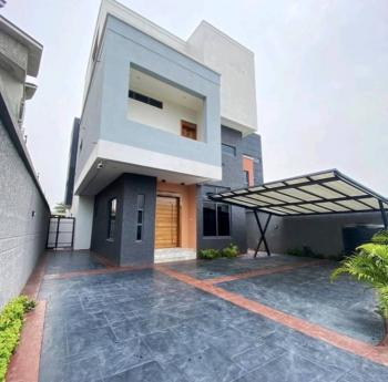 Contemporary 5 Bedroom Detached Duplex with 2 Bqs, Banana Island, Ikoyi, Lagos, Detached Duplex for Sale