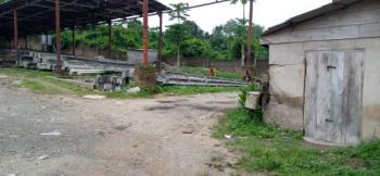 Operational Electric Poles Manufacturing Factory, Ilaro-owode Road, Yewa South, Ogun, Factory for Sale
