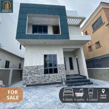 Bedroom Detached Duplex., Ikate Elegushi, Lekki, Lagos, Detached Duplex for Sale