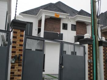 a Lovely 4 Bedroom Semi Detached Duplex with 1 Bq, Ikota Villa Estate, Beside Mega Chicken., Lekki, Lagos, Semi-detached Duplex for Sale