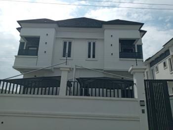 4 Bedroom Semi Detached Duplex with a Room Bq, Chevron Alternative, Lekki Phase 1, Lekki, Lagos, Semi-detached Duplex for Rent