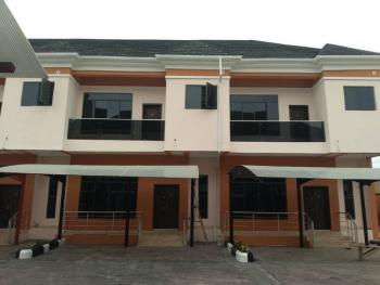 8 Units of Serviced 4 Bedroom Terrace, Ikate Elegushi, Lekki, Lagos, Terraced Duplex for Sale