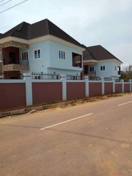 Beautiful 5 Bedroom Duplex in a Very Secured Environment, Enugu, Enugu, Detached Duplex for Sale