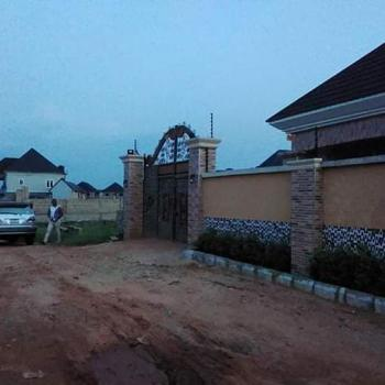 a Very Fine 4 Bedroom Bungalow, Fori, Around Immigration, Awka, Anambra, Terraced Bungalow for Sale