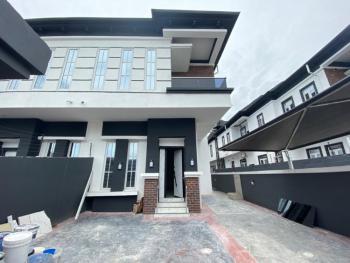 Luxury 4 Bedroom Semi -detached  Duplex with Excellent Features, Chevron, Lekki, Lagos, Semi-detached Duplex for Sale