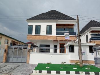 Classic 5 Bedroom Fully Detached Duplex with a Staff Quarters., Ikota Villa Estate, Ikota, Lekki, Lagos, Detached Duplex for Sale