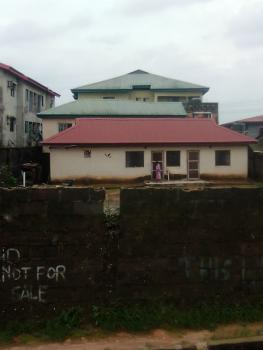 2 Bedroom Flat Setback on Full Plot of Land, Ago Palace Way, Ago Palace, Isolo, Lagos, Detached Bungalow for Sale
