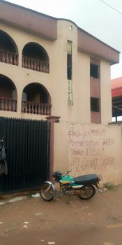 Distress of Block 6 Units 3 Bedroom Flat with C of O., Off Alake Bus Stop, Ikotun Idimu Road., Alimosho, Lagos, Block of Flats for Sale