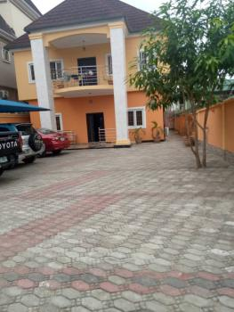 4 Bedroom Duplex and 1 Room Bq Attached Behind. It Has C of O., Ago Palace Way Okota, Ago Palace, Isolo, Lagos, Detached Duplex for Sale