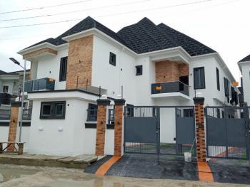 Fantastically Designed 4 Bedroom Semi Detached Duplex with a Bq, Ikota Villa Estate, Lekki, Lagos, Semi-detached Duplex for Sale