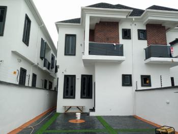 Unique 4 Bedroom Semi Detached Duplex with a Bq, Ikota Villa Estate, Ikota, Lekki, Lagos, Semi-detached Duplex for Sale