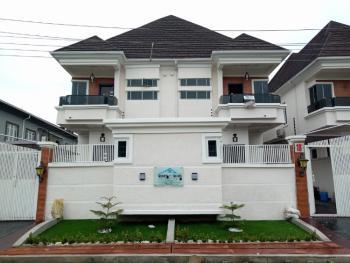 Top Notch 4 Bedroom Semi Detached Duplex with a Room Bq, Ikota Villa Estate, Lekki, Lagos, Semi-detached Duplex for Sale