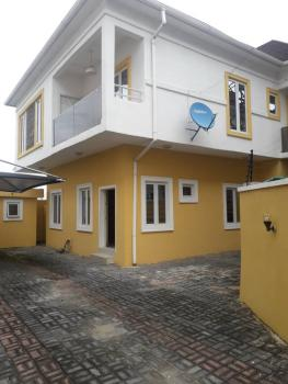 Magnificent Newly Built 5bedroom Duplex with Big Bq, Spring Tonia Estate, Lekki Phase 1, Lekki, Lagos, Detached Duplex for Rent