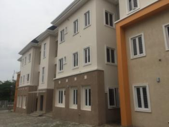 Elegant & Brand New 3 Bedroom Serviced Flat, Bq, Spacious Rooms & Compound., Mabuchi, Abuja, Flat for Rent