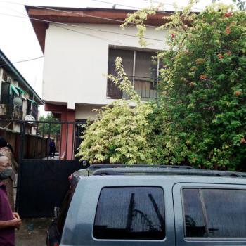 Solid 4bedroom Semi Deterched Wing Duplex with a Room Bq, Mercy Eneli, Surulere, Lagos, Semi-detached Duplex for Sale
