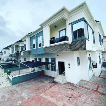 Newly Built Semi Detached Duplex with Bq, Ikota Villa Estate, Lekki, Ikota, Lekki, Lagos, Semi-detached Duplex for Sale