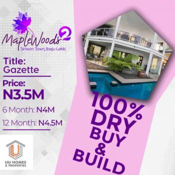 Land, Maplewoods 2, Shiriwon Town, Ibeju Lekki, Lagos, Mixed-use Land for Sale