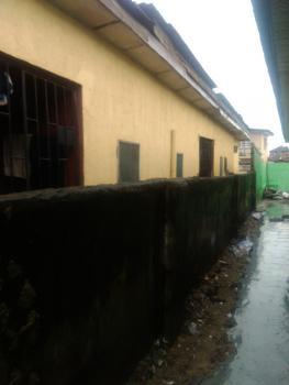Bungalow on Half Plot of Land, Off Ijesha Road, Ijesha, Surulere, Lagos, Detached Bungalow for Sale