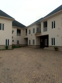 a Tastefully Finished Serviced New 4 Bedroom Terraced Duplex with 1 Bq., Jahi District, Jahi, Abuja, Terraced Duplex for Rent