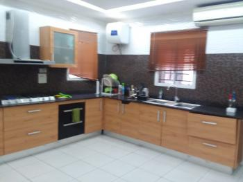 Luxury Furnished Self Service 4 Bedrooms Duplex + 2 Rooms B/q, Ilubirin  Estate 2, Osborne Estate, Ikoyi, Lagos, Semi-detached Duplex for Rent