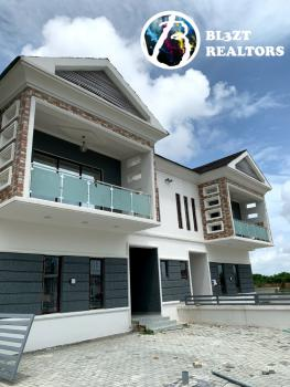Beautifully Finished 4 Bedroom Duplex Located Inside a 5 Star Estate., Ajah, Lagos, Detached Duplex for Rent