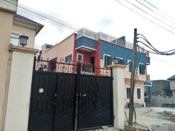 Exquisitely and Newly Built 5 Bedroom Semi Detached Duplex at Milleniu, Gbagada, Lagos, Semi-detached Duplex for Sale