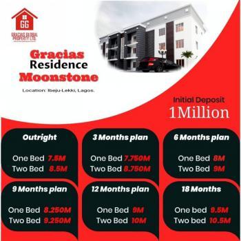 Luxury Expatriate Standard Or Airbnb Apartments, Moonstone Residence., Ibeju Lekki, Lagos, Flat for Sale