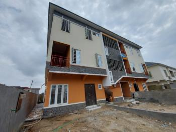 Brand New & Nicely Finished 3 Bedroom Terrace House with Bq., Novojo Estate, Close to Lagos Business School, Ajah, Lagos, Terraced Duplex for Sale