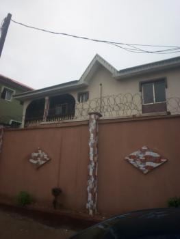 Lovely 3bedroom Flat in a Nice Crescent, Off College Road Ogba Close to Adekoya Estate, Ikeja, Lagos, Flat for Rent
