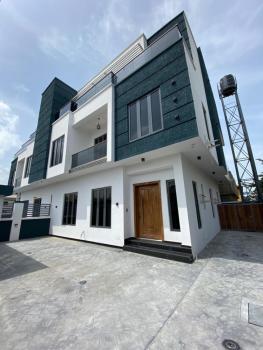 5 Bedroom Semi with Bq., Lekki, Lagos, Semi-detached Duplex for Sale