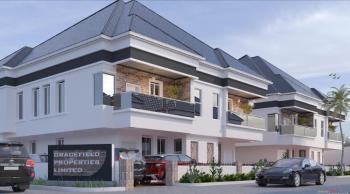 4 Bedroom, Off Orchid Hotel Road, Lafiaji, Lekki, Lagos, Semi-detached Duplex for Sale