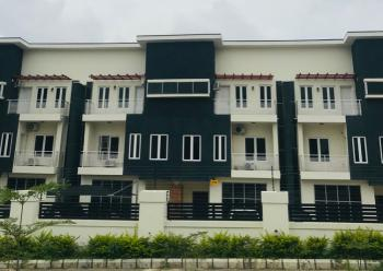 Newly Built 4 Bedroom Terraced  Duplex with a Room Boys Quarters., Guzape District, Abuja, Terraced Bungalow for Sale