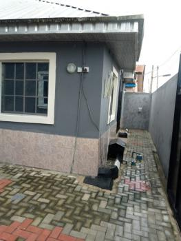 Sweet & Spacious Room & Parlor, New Town Estate Ogombo, Ajah, Lagos, Mini Flat for Rent