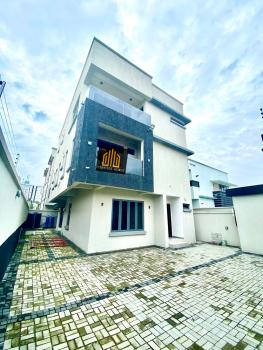Contemporary 4 Bedroom Semi Detached Duplex  with a Room Bq, Off Admiralty Way, Lekki Phase 1, Lekki, Lagos, Detached Duplex for Sale