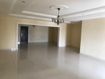 Nicely Built and Spacious 3 Bedroom Flat with a Room Bq, Jabi, Jabi, Abuja, Mini Flat for Rent