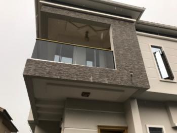 Beautiful 4 Bedroom Duplex, Chevy View Estate, Lekki, Lagos, Semi-detached Duplex for Rent
