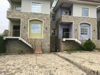 Tastefully Built 8 Units of 4 Bedroom Terrace Duplex with a Room Bq, Katampe Ext., Katampe, Abuja, Mini Flat for Rent