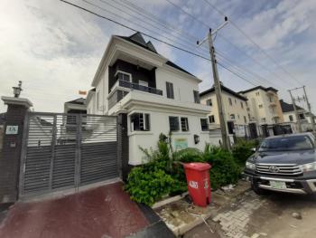 Brand New Serviced 4 Bedroom Duplex, By Chevron Toll Gate, Lekki, Lagos, Detached Duplex for Rent
