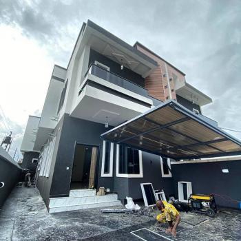 Newly Built 4 Bedroom Semi-detached Duplex with Bq, Ikota,lekki, Lekki, Lagos, Detached Duplex for Sale