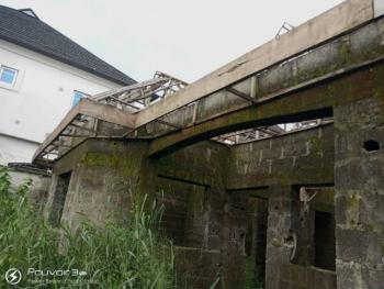 an Uncompleted 4 Bedroom Apartment, Shell Cooperative By Eneka Link Road, Port Harcourt, Rivers, Detached Bungalow for Sale