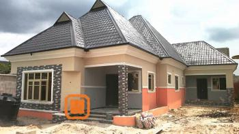 3 Bedroom Bungalow on 1 Plot in a Secure Environment, Sars Road, Rukpokwu, Port Harcourt, Rivers, Detached Bungalow for Sale