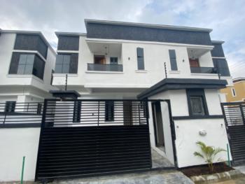 4 Bedroom Semi-detached with a Room Bq, Chevron, Lekki, Lagos, Semi-detached Duplex for Sale