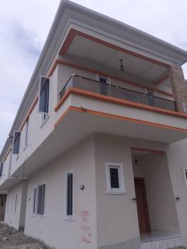 Brand New 4 Bedroom Detached Duplex, Gated Estate Off Agungi Ajiran Road Agungi Lekki, Lekki, Lagos, Semi-detached Duplex for Sale