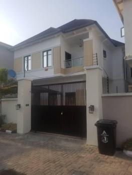 Luxury&well Finished,4 Bedroom Fully Detached Duplex with a Room Bq., Osapa London, Lekki, Lagos, Detached Duplex for Sale