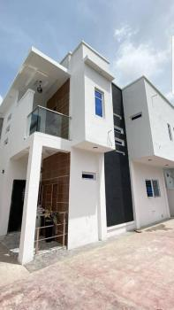 Four (4) Bedrooms Semi - Detached House with Bq and Swimming Pool., Thomas Estate, Ajah, Lagos, Semi-detached Duplex for Sale