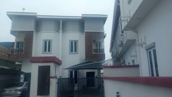 Fully Serviced 4 Bedroom Semi Detached House with Bq, Van Daniel Estate, Lekki, Lagos, Semi-detached Duplex for Rent