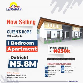 Queens Park Estate, Mowe Ofada, Ojodu, Lagos, Detached Bungalow for Sale