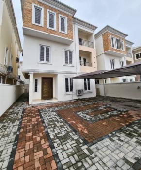 Mouth Watering 5bedroom Detached Duplex with 2bqs, Lekki-phase-1, Lekki, Lagos, Detached Duplex for Rent