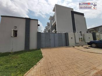 Brand New Luxury Well Located 4 Terrace House with Bq, Dawaki, Bwari, Abuja, Terraced Duplex for Sale