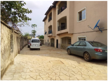3 Bedroom Block of 6 Flats, Close to Profs Avenue Spibat, Orji, Owerri, Imo, Block of Flats for Sale